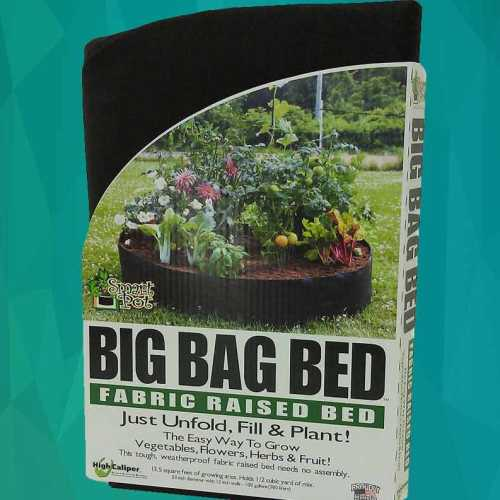 Big Bag Bed negra