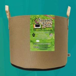 tan smart pot with handles